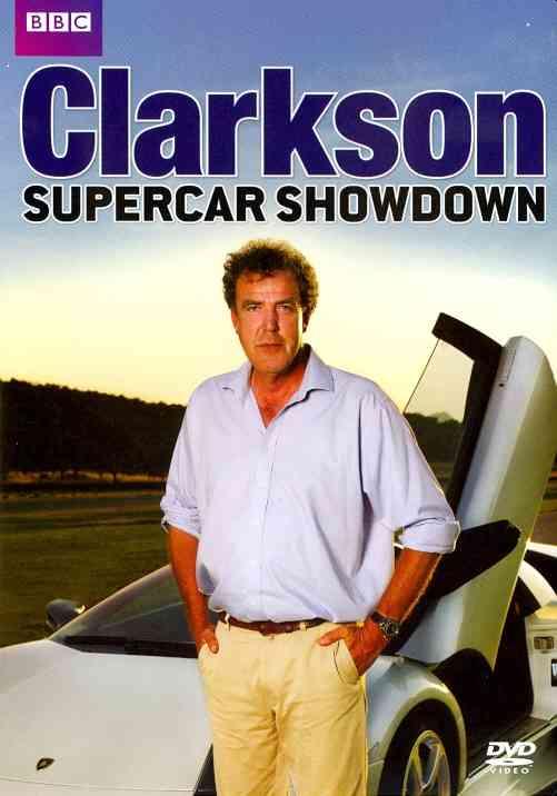 CLARKSON:SUPERCAR SHOWDOWN BY CLARKSON,JEREMY (DVD)
